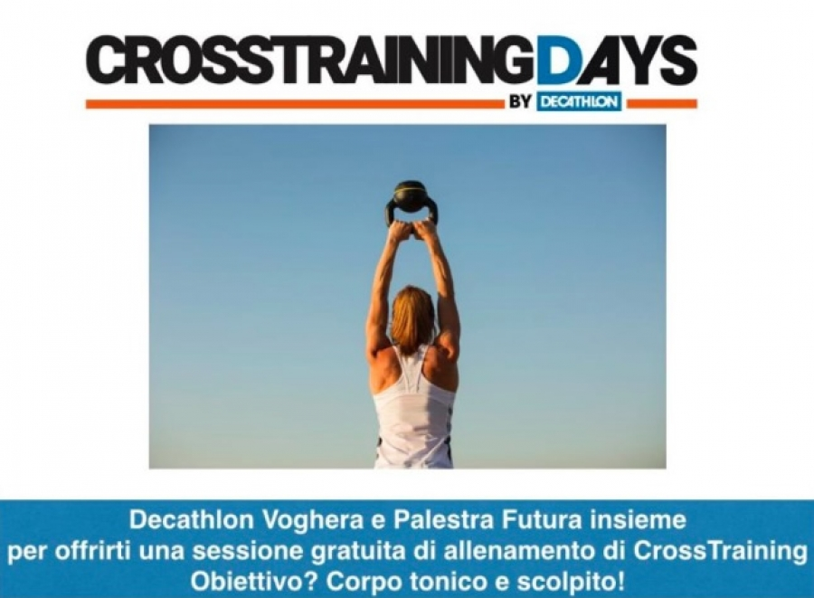 CROSS TRAINING DAYS - 26 Maggio